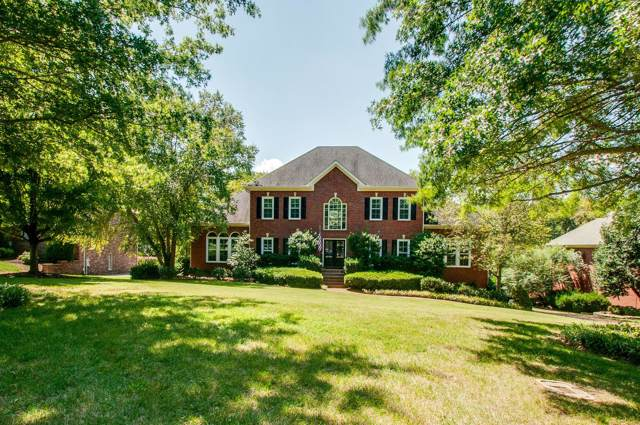 9479 Smithson Ln, Brentwood, TN 37027 (MLS #RTC2079836) :: Berkshire Hathaway HomeServices Woodmont Realty