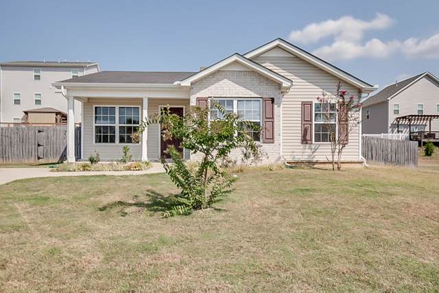 1007 Timbervalley Way, Spring Hill, TN 37174 (MLS #RTC2079914) :: Black Lion Realty