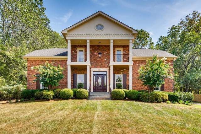 324 Sandcastle Rd, Franklin, TN 37069 (MLS #RTC2079968) :: Berkshire Hathaway HomeServices Woodmont Realty