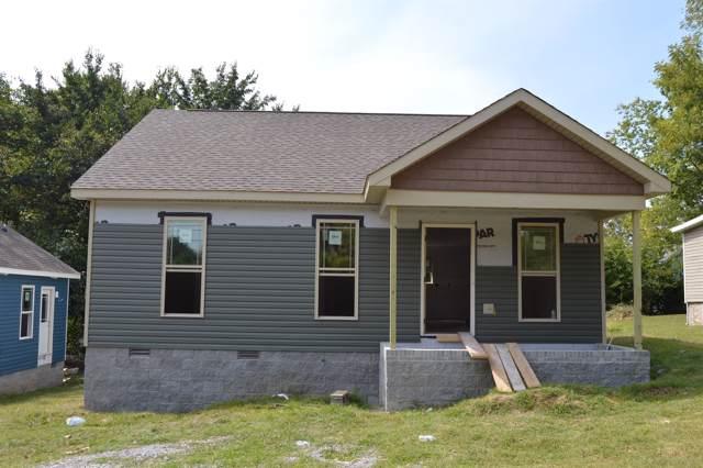 626 Martin Street, Clarksville, TN 37040 (MLS #RTC2080022) :: Five Doors Network