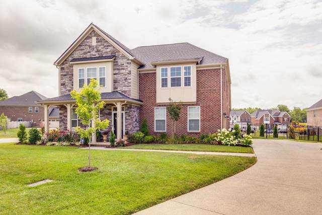 933 Whittmore Dr, Nolensville, TN 37135 (MLS #RTC2080135) :: Village Real Estate