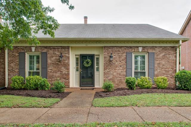 731 General George Patton Rd, Nashville, TN 37221 (MLS #RTC2080144) :: Village Real Estate