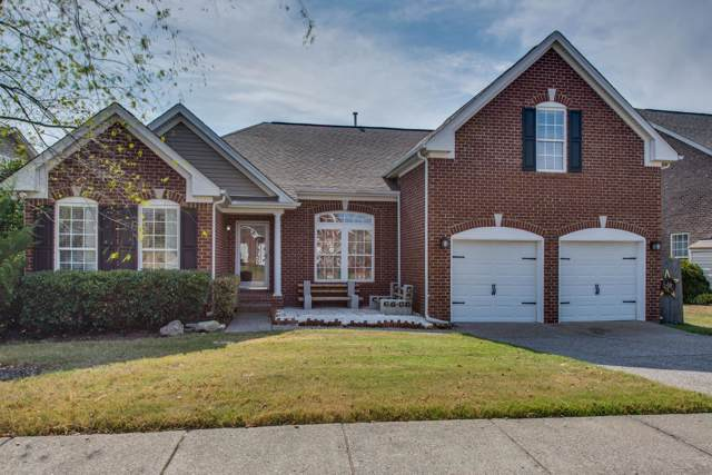 1027 Countess Ln, Spring Hill, TN 37174 (MLS #RTC2080148) :: Exit Realty Music City