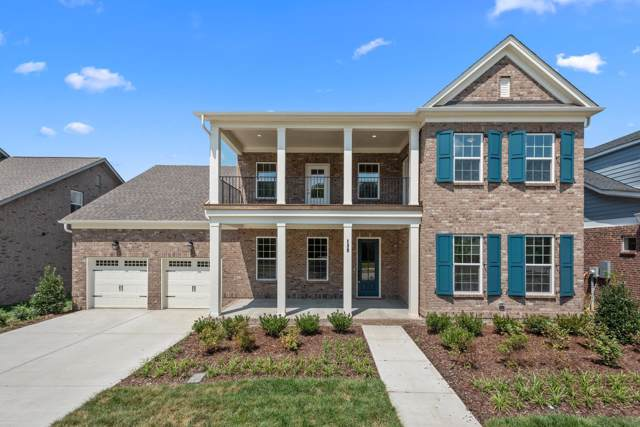 164 Ashington Circle #32, Hendersonville, TN 37075 (MLS #RTC2080152) :: Ashley Claire Real Estate - Benchmark Realty