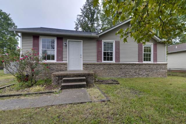 352 Woodale Drive, Clarksville, TN 37042 (MLS #RTC2080182) :: Village Real Estate