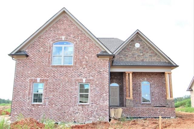 552 Dexter Drive #34-C, Clarksville, TN 37043 (MLS #RTC2080218) :: Village Real Estate