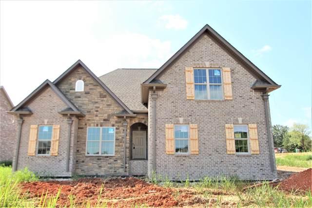 811 Jersey #32-C, Clarksville, TN 37043 (MLS #RTC2080223) :: Village Real Estate