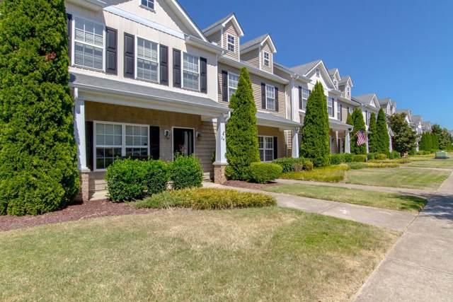 284 Meigs Dr. D25, Murfreesboro, TN 37128 (MLS #RTC2080268) :: FYKES Realty Group