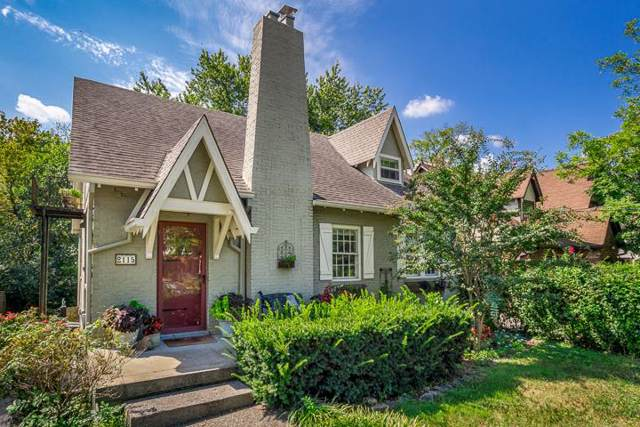 2115 W Linden Ave, Nashville, TN 37212 (MLS #RTC2080296) :: Village Real Estate
