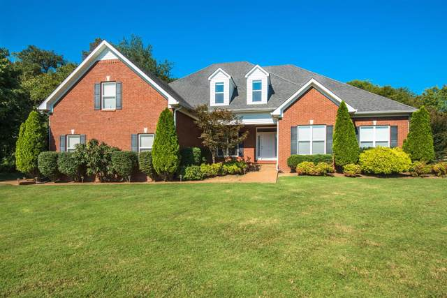 3130 Earnhardt Dr, Spring Hill, TN 37174 (MLS #RTC2080308) :: The Matt Ward Group