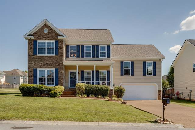 1001 Watauga Ct, Thompsons Station, TN 37179 (MLS #RTC2080309) :: Cory Real Estate Services