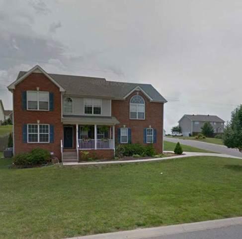 849 Mulberry Pl, Clarksville, TN 37043 (MLS #RTC2080387) :: Five Doors Network