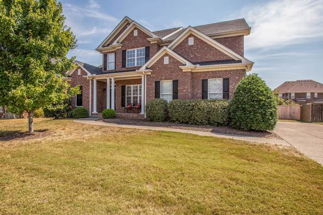 1013 Brixworth Dr, Thompsons Station, TN 37179 (MLS #RTC2080389) :: John Jones Real Estate LLC