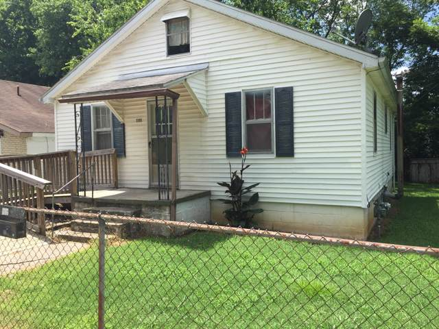 155 Mcpherson N, Hopkinsville, KY 42240 (MLS #RTC2080448) :: The Group Campbell powered by Five Doors Network