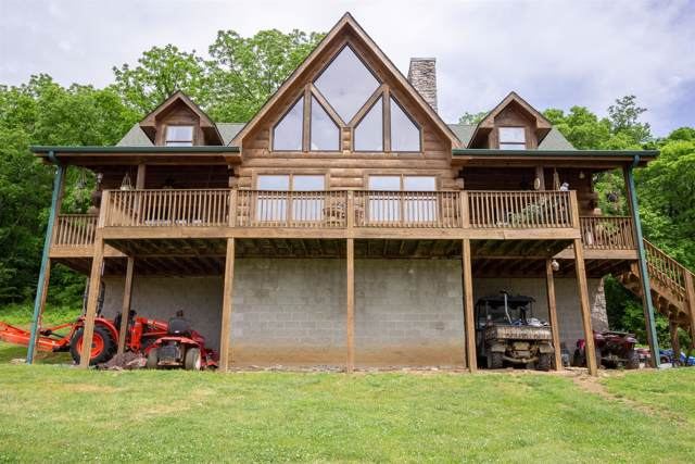 2223 Simmons Ridge Rd, Cornersville, TN 37047 (MLS #RTC2080517) :: DeSelms Real Estate