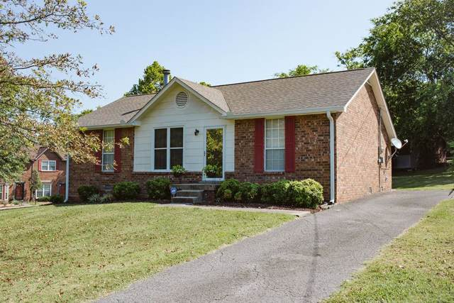 286 Tusculum Rd, Antioch, TN 37013 (MLS #RTC2080524) :: REMAX Elite
