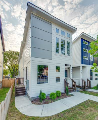 942B 31st Ave N, Nashville, TN 37209 (MLS #RTC2080556) :: RE/MAX Homes And Estates
