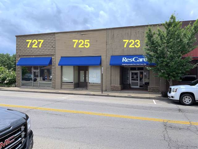 727 S Main St, Springfield, TN 37172 (MLS #RTC2080581) :: The Milam Group at Fridrich & Clark Realty