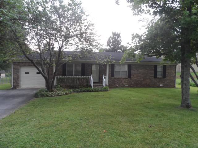 907 Livingston Dr, Pulaski, TN 38478 (MLS #RTC2080590) :: Nashville on the Move