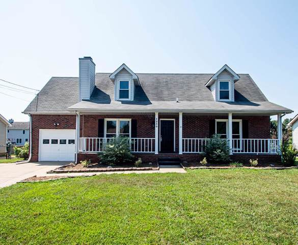 1230 Cobblestone Ln, Clarksville, TN 37042 (MLS #RTC2080611) :: Black Lion Realty