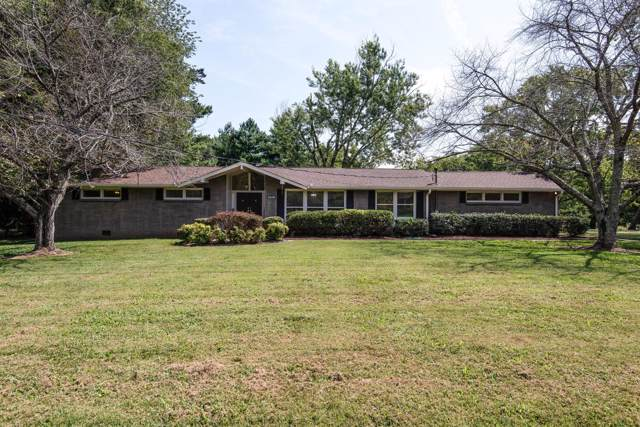 1420 Lipscomb Dr, Brentwood, TN 37027 (MLS #RTC2080635) :: Nashville on the Move
