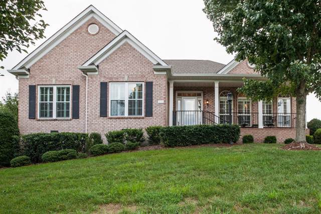4090 Oxford Glen Drive, Franklin, TN 37067 (MLS #RTC2080716) :: Village Real Estate