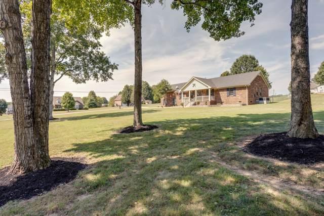 636 Vaughans Gap Rd, Spring Hill, TN 37174 (MLS #RTC2080750) :: The Matt Ward Group
