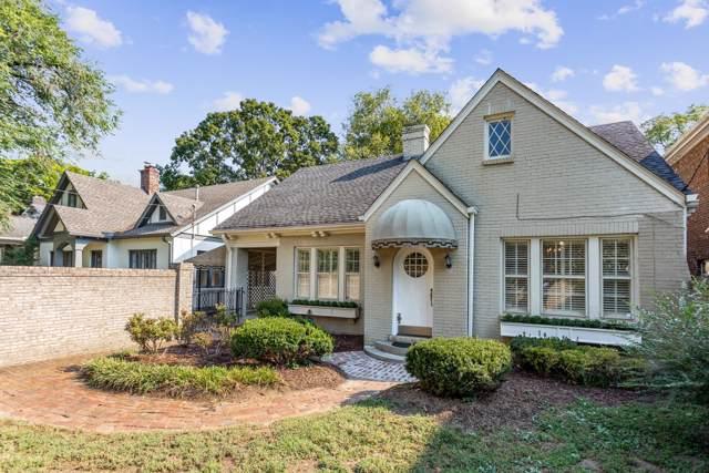 170 Woodmont Blvd, Nashville, TN 37205 (MLS #RTC2080759) :: The Kelton Group