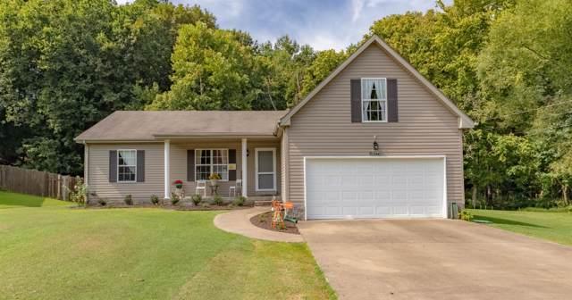 1244 Cottonwood Dr, Clarksville, TN 37040 (MLS #RTC2080762) :: Village Real Estate
