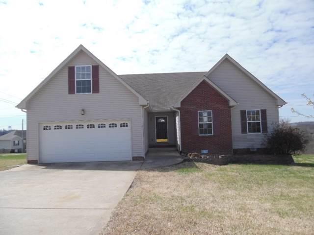 121 West Dr, Clarksville, TN 37040 (MLS #RTC2080835) :: Village Real Estate