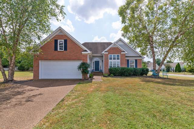 2835 Chase Pl, Thompsons Station, TN 37179 (MLS #RTC2080841) :: The Easling Team at Keller Williams Realty