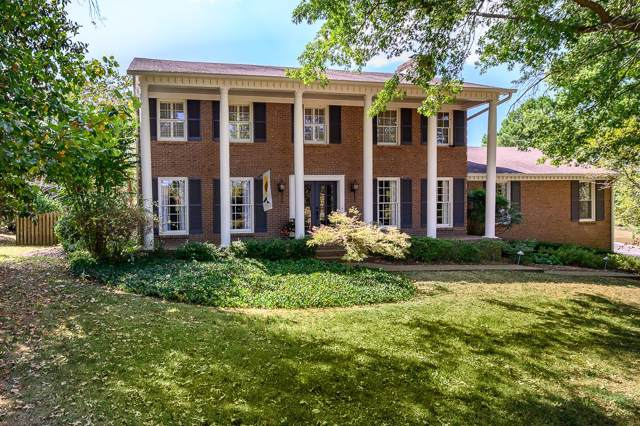 1104 Ridgeway Dr, Franklin, TN 37067 (MLS #RTC2080846) :: Village Real Estate