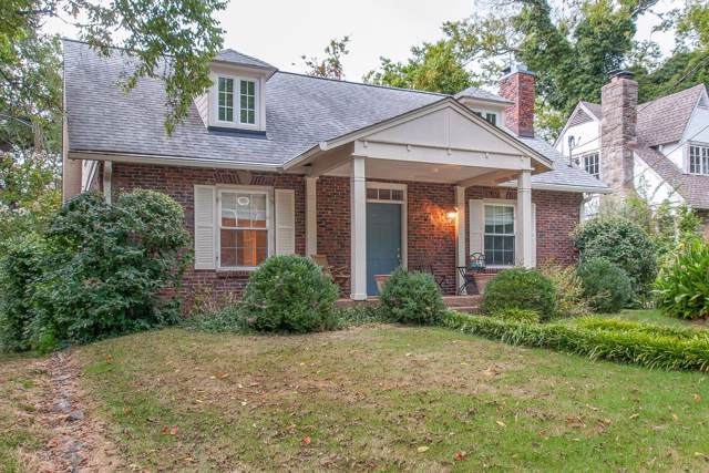 2804 Westwood Ave, Nashville, TN 37212 (MLS #RTC2080877) :: Village Real Estate