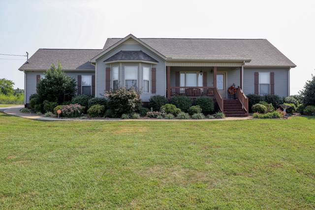 3070 Midland Rd, Shelbyville, TN 37160 (MLS #RTC2080928) :: Nashville's Home Hunters