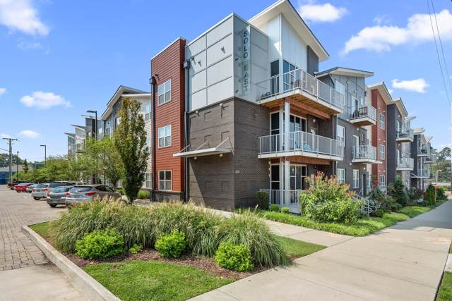 1118 Litton Ave Apt 105 #105, Nashville, TN 37216 (MLS #RTC2080966) :: Berkshire Hathaway HomeServices Woodmont Realty