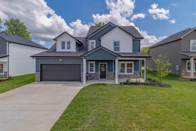 124 Sango Mills, Clarksville, TN 37043 (MLS #RTC2081010) :: Village Real Estate