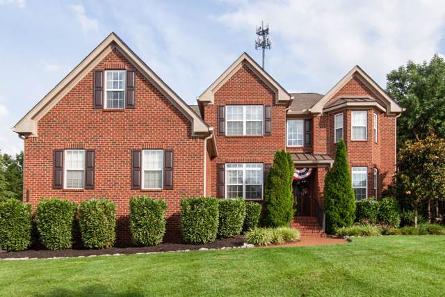 2040 Catalina Way, Nolensville, TN 37135 (MLS #RTC2081050) :: Village Real Estate