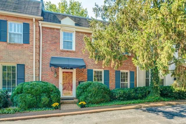 4400 Belmont Park Ter Apt 225 #225, Nashville, TN 37215 (MLS #RTC2081103) :: Village Real Estate