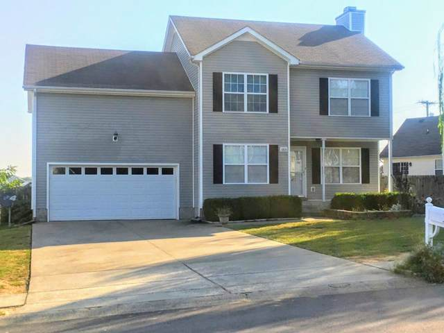 3835 Cannondale Dr, Clarksville, TN 37042 (MLS #RTC2081123) :: The Group Campbell powered by Five Doors Network