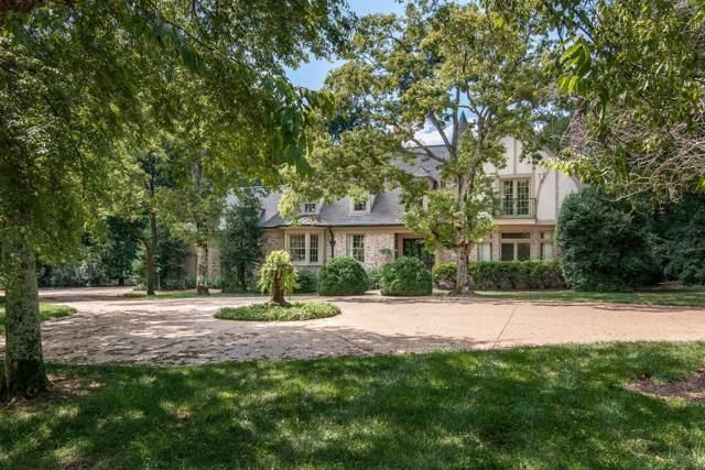 709 Lynnwood Blvd, Nashville, TN 37205 (MLS #RTC2081132) :: Village Real Estate