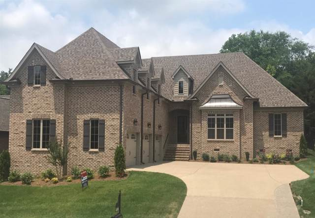418 Archer Way West, Hendersonville, TN 37075 (MLS #RTC2081138) :: The Matt Ward Group