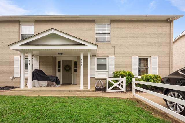 749 Huntington Pkwy, Nashville, TN 37211 (MLS #RTC2081143) :: The Huffaker Group of Keller Williams