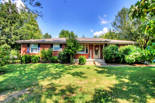 817 Meadowlane Dr, Lebanon, TN 37087 (MLS #RTC2081144) :: John Jones Real Estate LLC