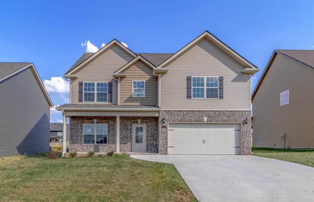 1329 Millet Drive, Clarksville, TN 37040 (MLS #RTC2081167) :: REMAX Elite