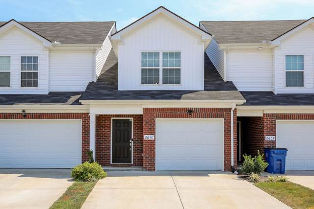 2610 Fran Dr, Murfreesboro, TN 37129 (MLS #RTC2081212) :: Keller Williams Realty