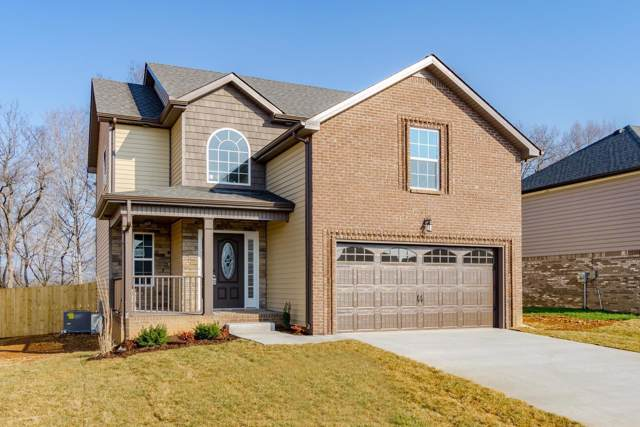828 Crestone Ln (Lot 140), Clarksville, TN 37042 (MLS #RTC2081214) :: CityLiving Group