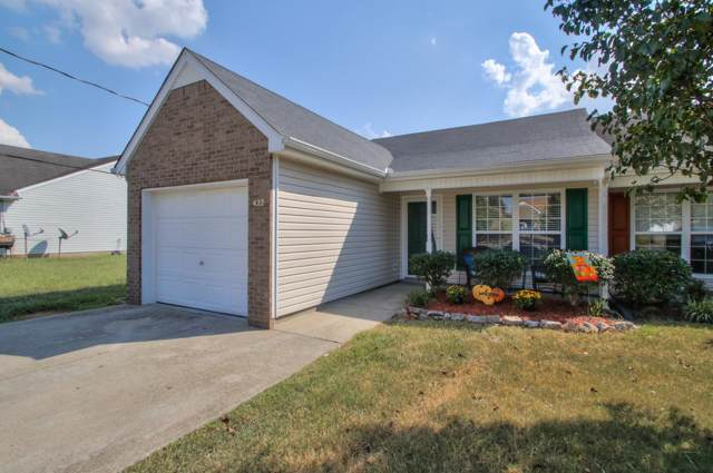422 Reavis Ave, Smyrna, TN 37167 (MLS #RTC2081226) :: CityLiving Group