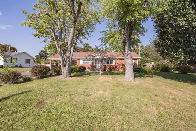 1805 Kefauver St, Manchester, TN 37355 (MLS #RTC2081232) :: RE/MAX Homes And Estates