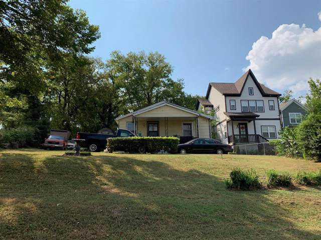 1031 40th Ave N, Nashville, TN 37209 (MLS #RTC2081236) :: Village Real Estate