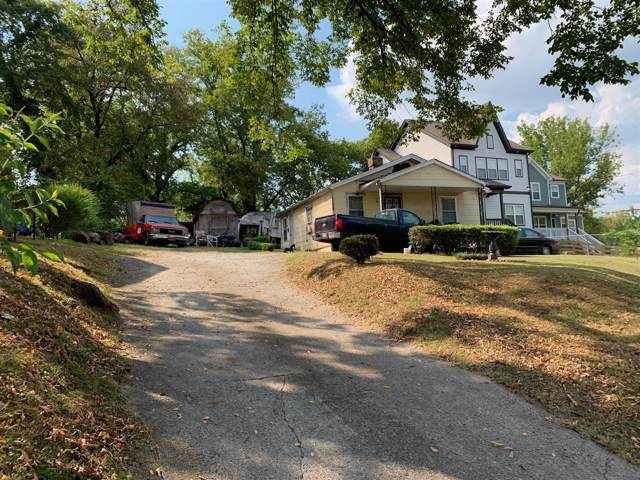 1031 40th Ave N, Nashville, TN 37209 (MLS #RTC2081238) :: Village Real Estate